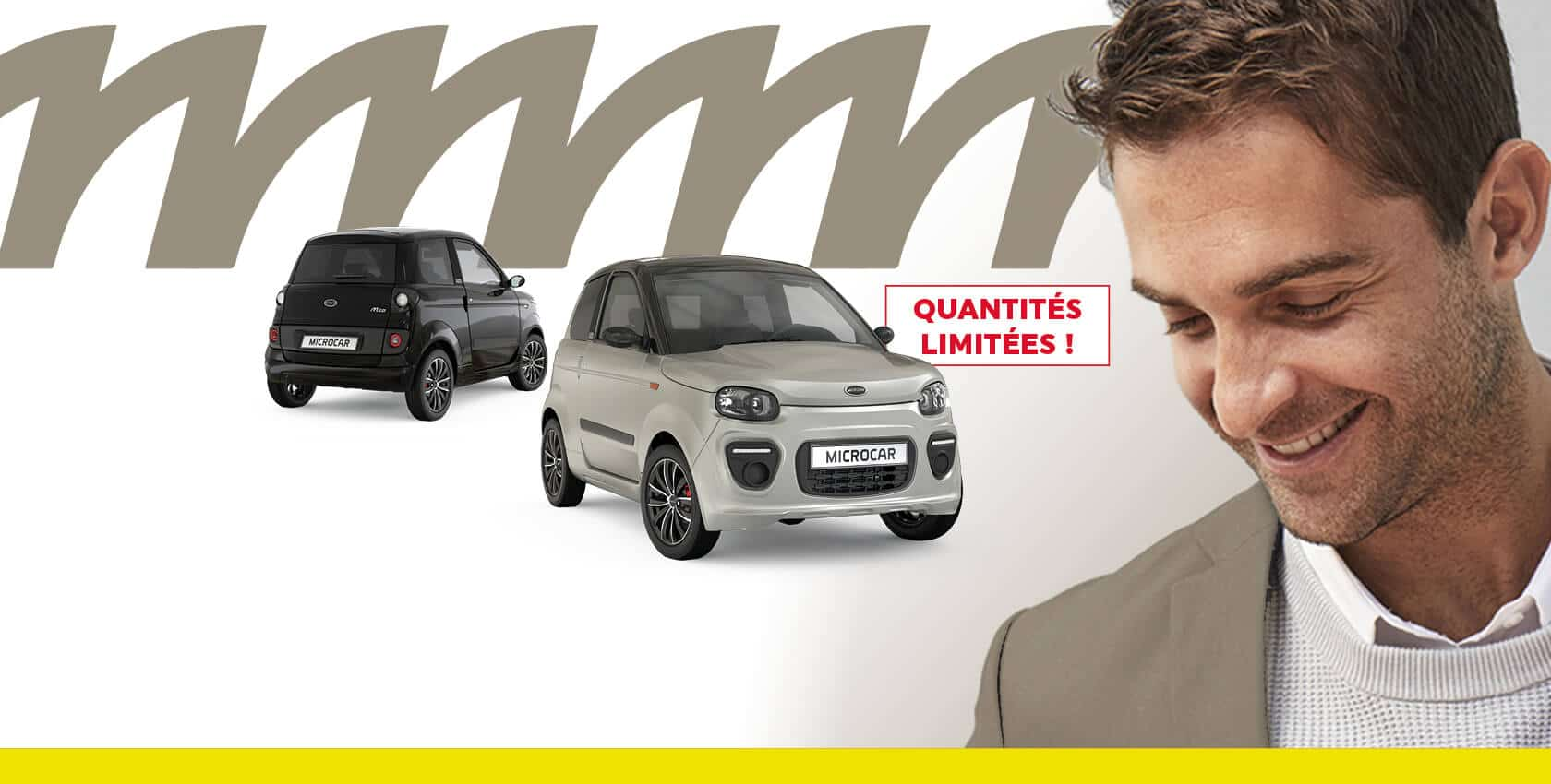 Microcar MGO Must - Série limitée